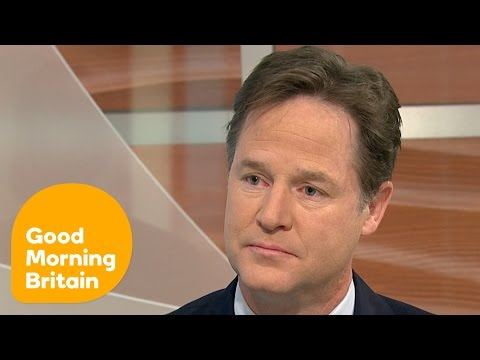 Nick Clegg On a 'Costly' Brexit | Good Morning Britain