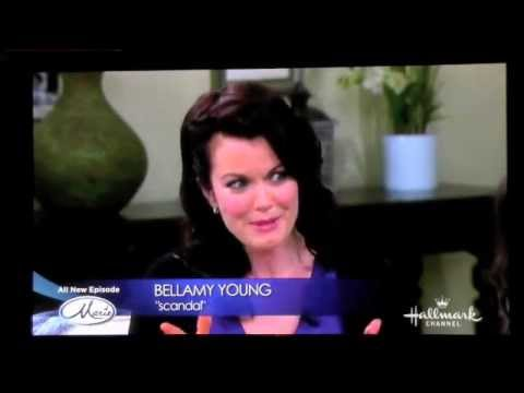 Bellamy Young interview with Marie Osmond part 2