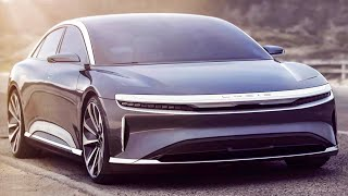 Lucid Air: Ultra Luxury Tesla Killer With 1,000 HP Hits 235 MPH! Coming in 2020