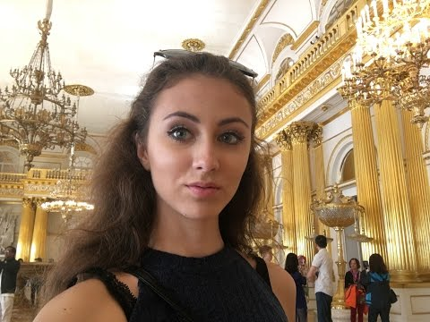 Room Full of Gold?! Saint Petersburg vlog