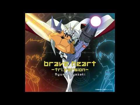 Digimon Adventure Tri Brave Heart Karaoke Full