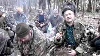 Вездеход ''Мымыкловоз'' на охоте!