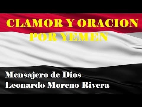 Clamor y Oración por Yemen