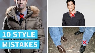 10 Style MISTAKES You Should AVOID | Don