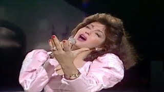 Samira Said - Mosh Hatnazel Aanak (Official Video) | 1987 | سميرة سعيد - مش حتنازل عنك