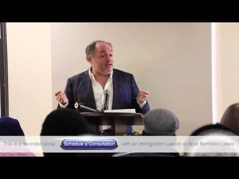 DACA and DAPA Seminar with Brad Bernstein
