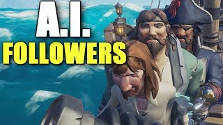 New A.I. in Sea of Thieves