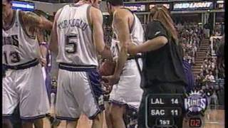 kings vs lakers game 2 02 playoffs