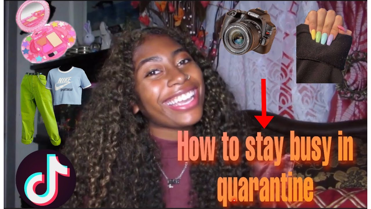 Girl Talk |24 Things To Do During Quarantine To Stay Productive| Must Watch !!!