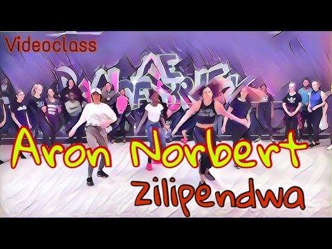 Diamond Platnumz - Zilipendwa (Dance Class) Aron Norbert Choreo