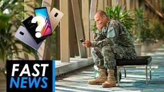 PROHÍBEN A MILITARES USAR CIERTAS MARCAS DE TELÉFONOS   FASTNEWS