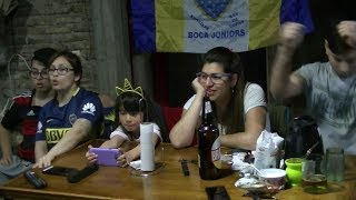 Boca 0 River 2   Superclásico   Reacciones amigos