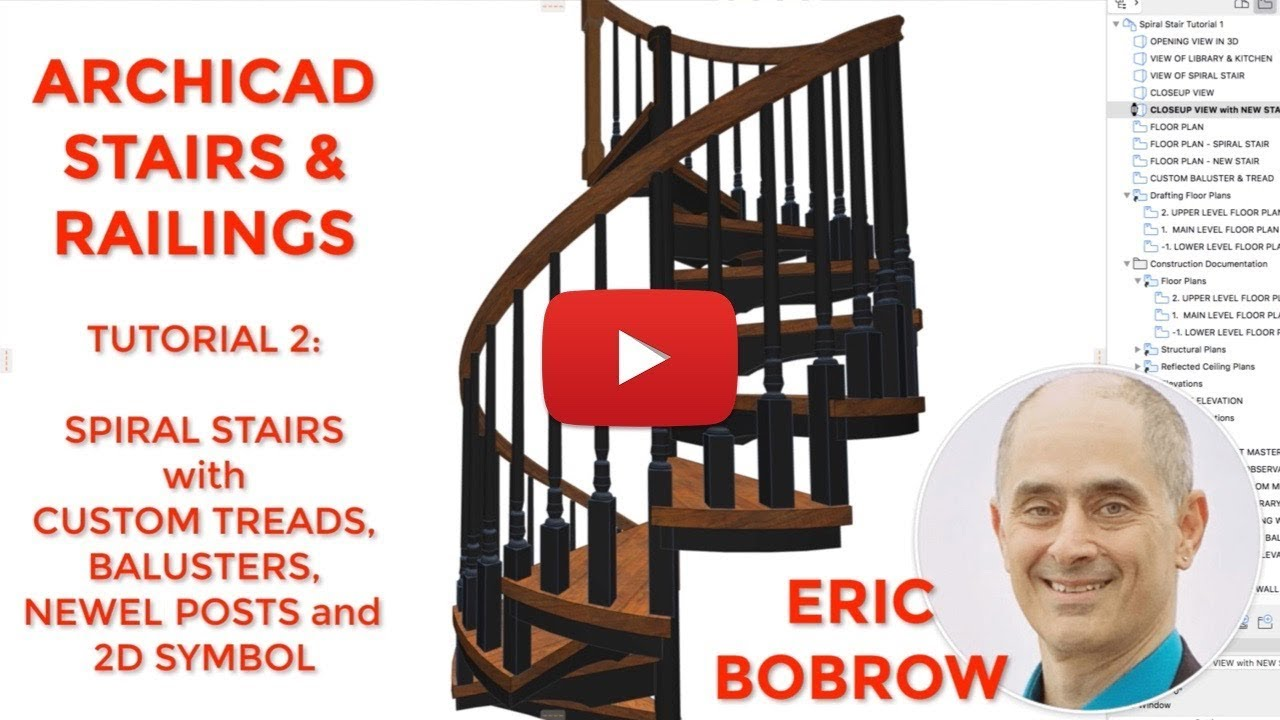 Eric Bobrow's ARCHICAD News, Tutorials and Resources