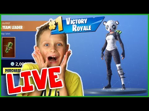 PANDA Team Leader Tries Hard For A Victory Royale On LIVE STREAM !!