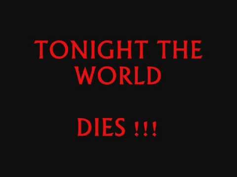 Avenged Sevenfold - Tonight The World Dies LYRICS
