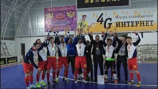 FC BERGBAI - Чемпион Жалфутлиги 2018-2019