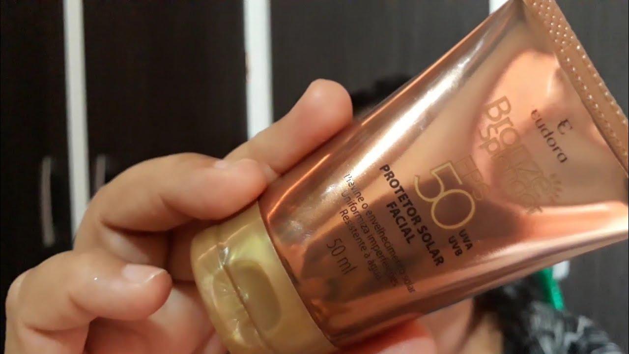 Eudora Lançamento Bronze Splendor - YouTube 182e11db29