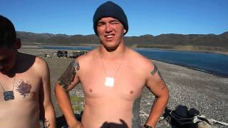 Ice Bucket Challenge: Iqaluit Nunavut