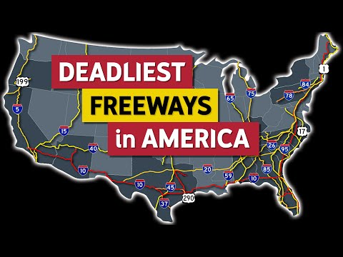 10 US Highways You Should NEVER Drive!