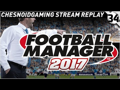 Football Manager 2017 w/ Ipswich Town Ep34 - HELP ME!!