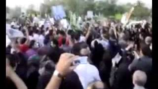 6 August 2009 Iran  Kermanshah  Kianush Asa memorial Part 4