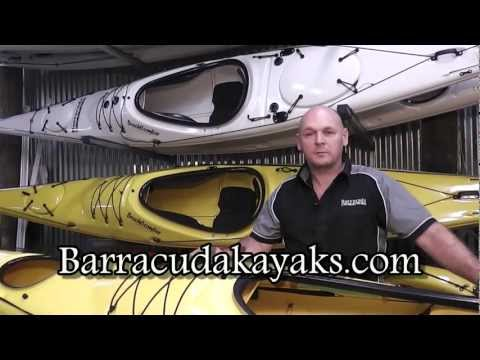 Barracuda Kayaks...Will it BREAK!? that is the question...watch and see
