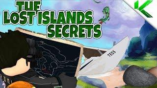 SECRETS OF THE LOST ISLANDS! - Pokemon Brick Bronze