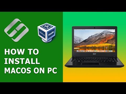 How to Install MacOS High Sierra on a Windows PC with VirtualBox 💻 🛠️📀