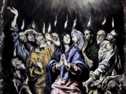 Veni Creator Spiritus (Come Holy Spirit)