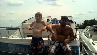 Boats by Kenny Chesney