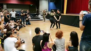 DILEMA By Prince Royce BACHATA Demo By Juan And Josie