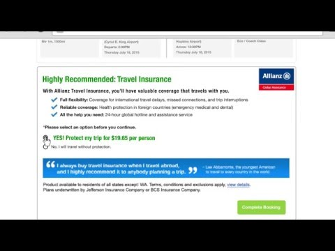 Allianz Travel Insurance Review