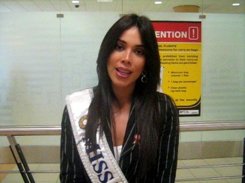 miss peru internacional 2008 despedida