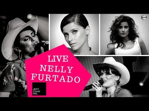2018 NELLY FURTADO LIVE iN CONCERT