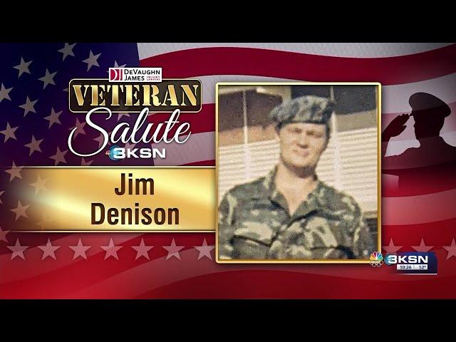Veteran Salute: Jim Denison