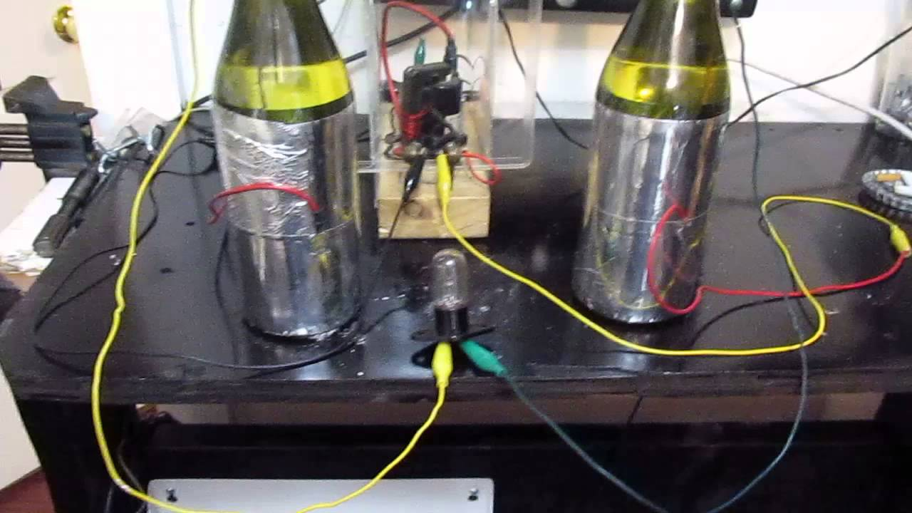 12V Cold Electricity and Recycled parts. - YouTube