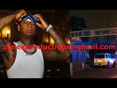 Moneybagg Yo WANTED by police for shootin at NBA YoungBoy Gang in Baton rouge!
