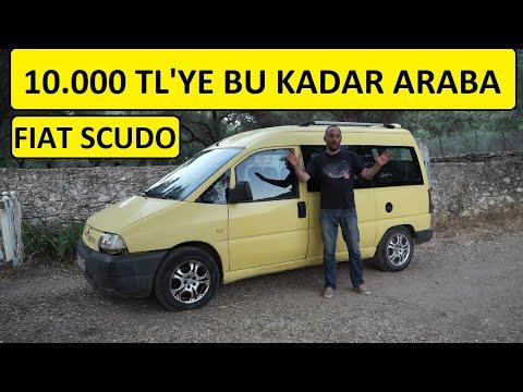 #FIAT #SCUDO 1.9D