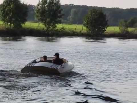 Dateline Bikini V-6 3L Ford Essex Jet Boat