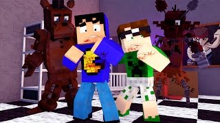 - Minecraft FIVE NIGHTS AT FREDDY S NO MINECRAFT