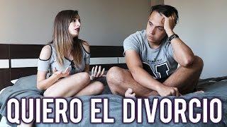 QUIERO EL DIVORCIO | BROMA PESADA A MI ESPOSO | Lyna Vlogs