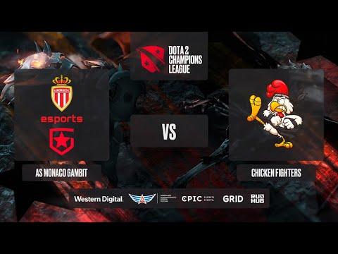 Gambit vs CF - Dota 2 Champions League - Game 2