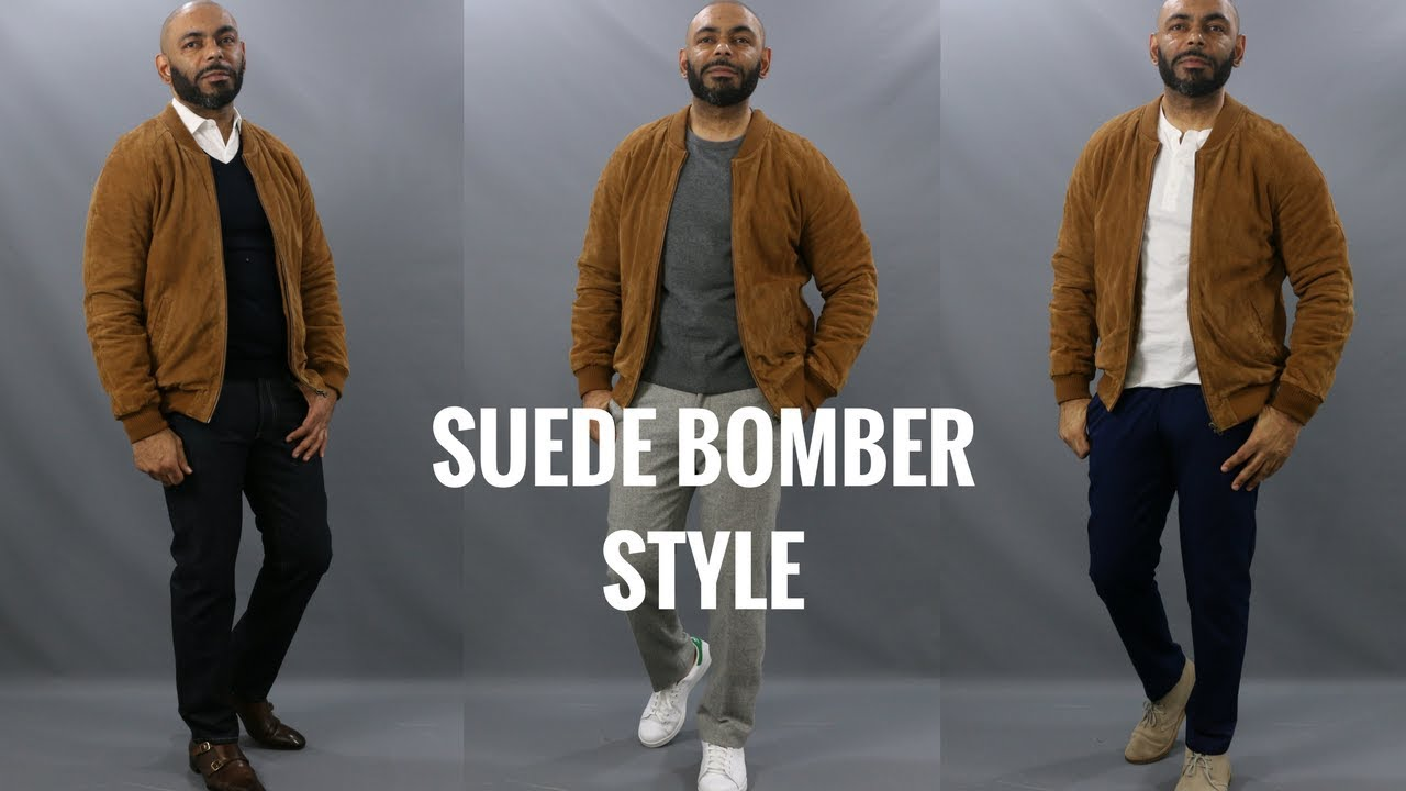 how to create a bomber jacket