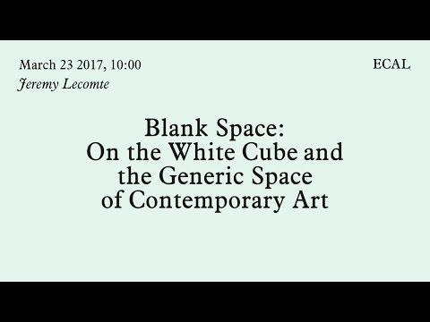 Jeremy Lecomte | Blank Space | 23.03.2017
