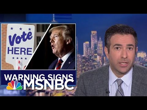 'R.I.P. GOP': Veteran Pollster Says Trump Will Sink GOP In 2020 | The Beat With Ari Melber | MSNBC