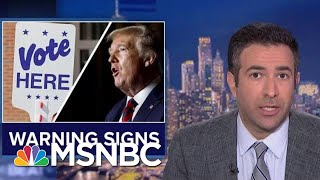 'R.I.P. GOP': Veteran Pollster Says Trump Will Sink GOP In 2020 | The Beat With Ari Melber | MSNBC