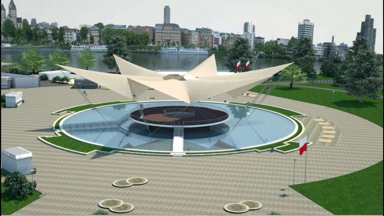 Tanzbrunnen Koln Easyraumpro 3d Zeichenprogramm Zur 3d Visualisierung