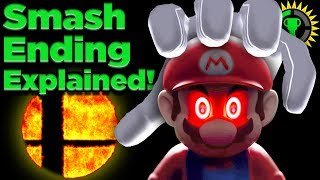 Game Theory: Super Smash Bros Ultimate Ending EXPLAINED | World of Light True Ending thumbnail