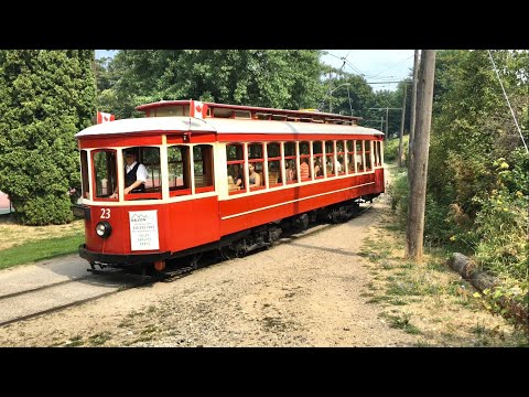 Nelson B.C. Streetcar