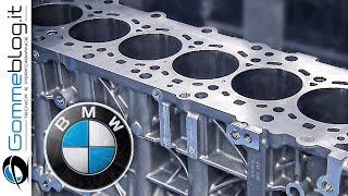 شاهد: كيف تتم صناعة وتجميع محركات BMW الجديدة؟